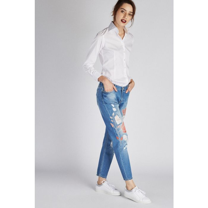 Image for Womens Classic Slim Fit Shirt