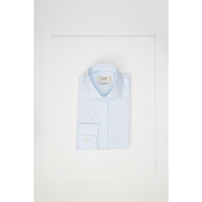 Image for Women s Striped Classic Shirt