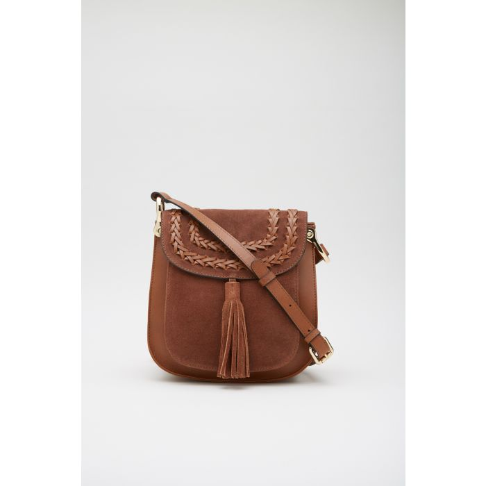 Image for Womens camel shoulder bag