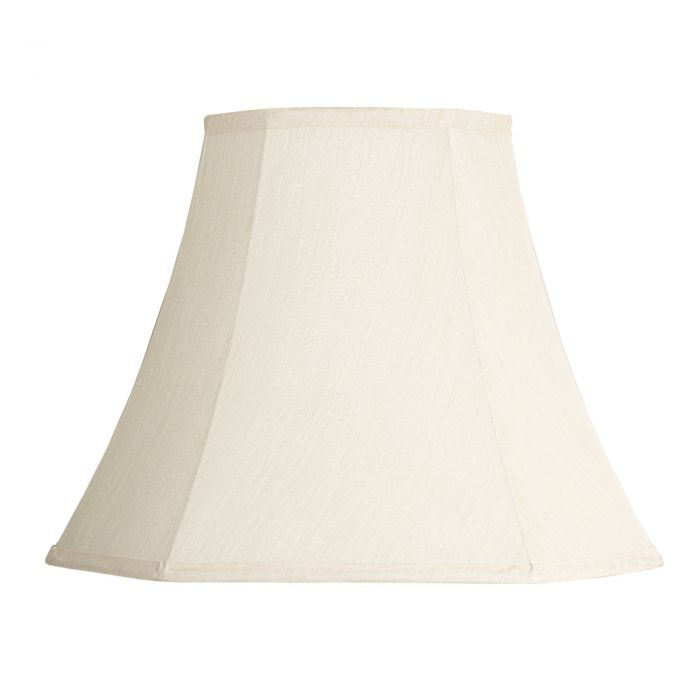 Image for Octagonal Soft Shade 40cm Lampshade Cream