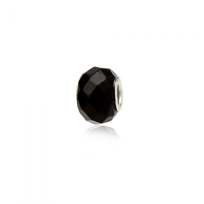 Image for Black Onyx Charms Bead and 925 Silver
