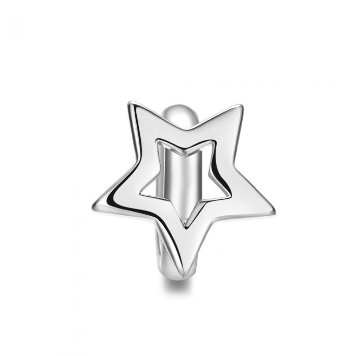 Image for Star Charms Beads Stainless Steel