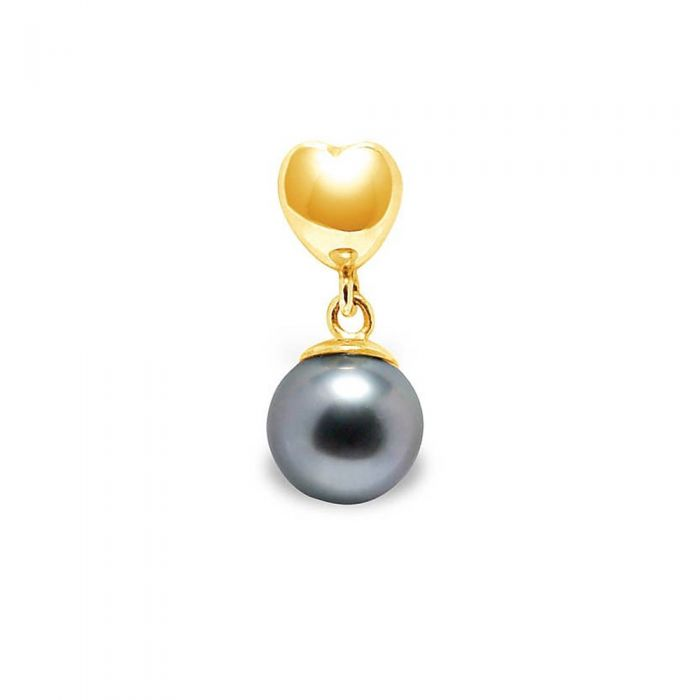 Image for Tahitian Pearl Pendant and Yellow Gold 750/1000