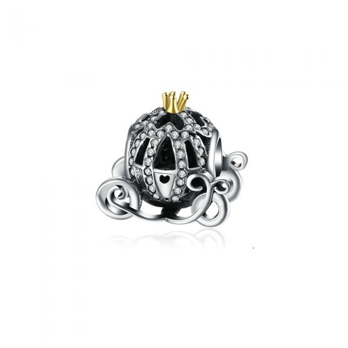 Image for 925 Silver Carriage Charms Bead