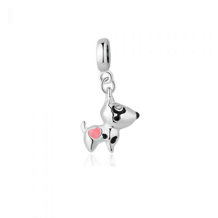 Image for Stainless Steel Dog Pendant Charms bead