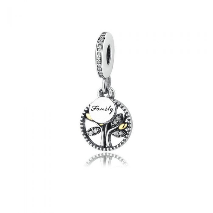 Image for 925 Silver Tree of Life Pendant Charms bead