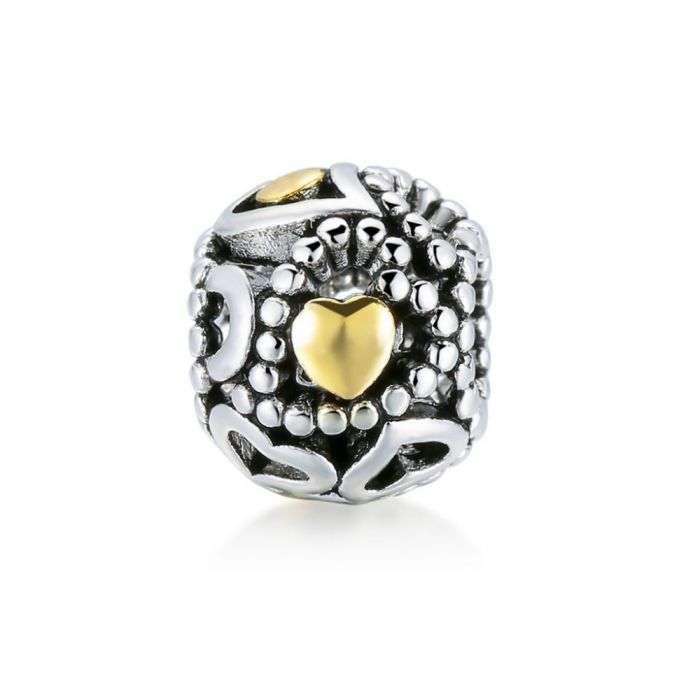 Image for Charms Bead and Little Golden Heart