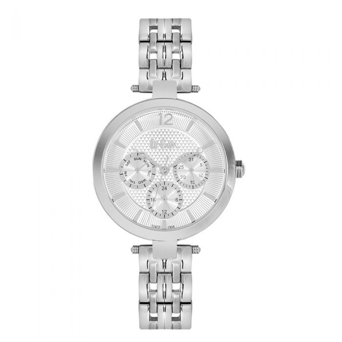 Image for Lee Cooper Women Watch and Bracelet in Rose Gold