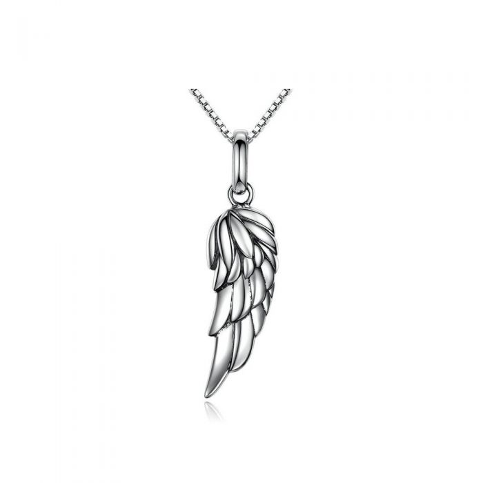 Image for Wing Womebs Pendant Necklace Silver 925