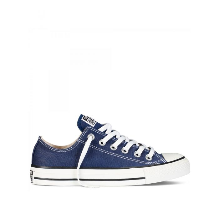 Image for All Star Chuck Taylor navy low-top trainers