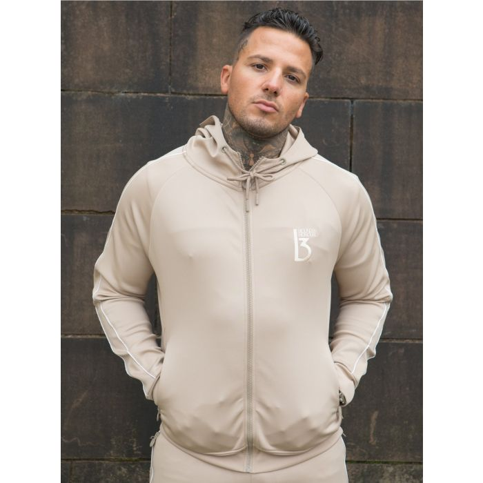 Image for Siren zipped poly tracksuit hoodie