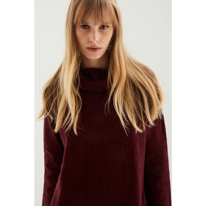 Image for Womens Polo Neck Knitwear