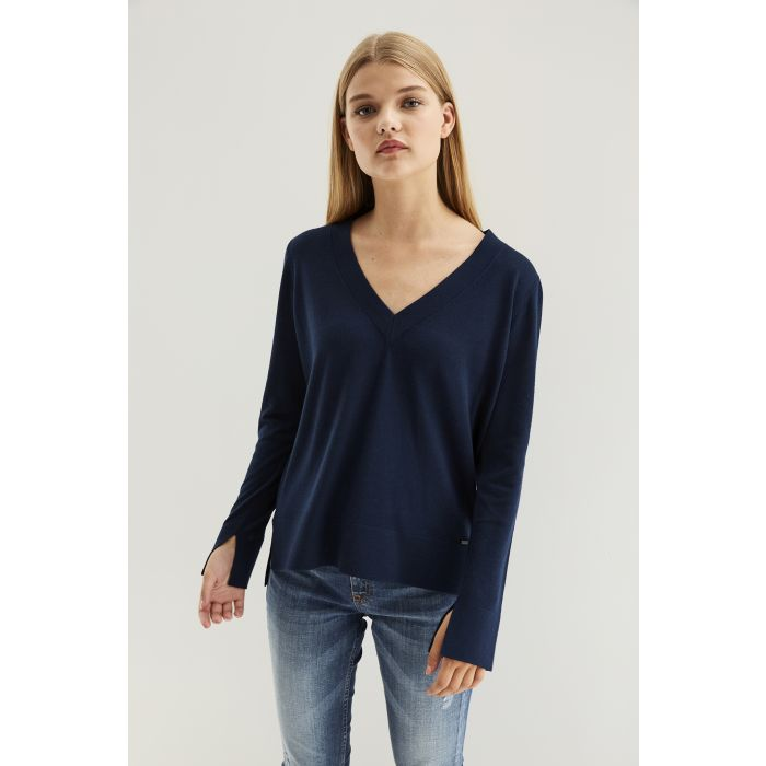Image for Womens black jumper