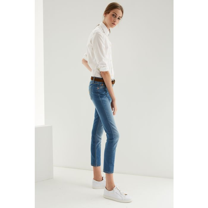 Image for Womens blue jeans