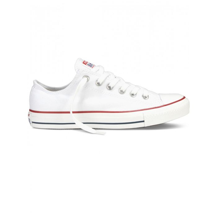Image for All Star Chuck Taylor white low-top trainers