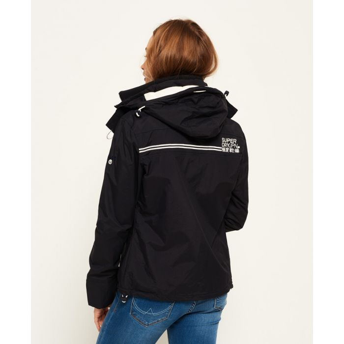Image for Superdry Pop Zip Hooded Arctic SD-Windcheater