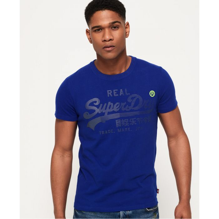 Image for Superdry Real Logo 1st T-Shirt