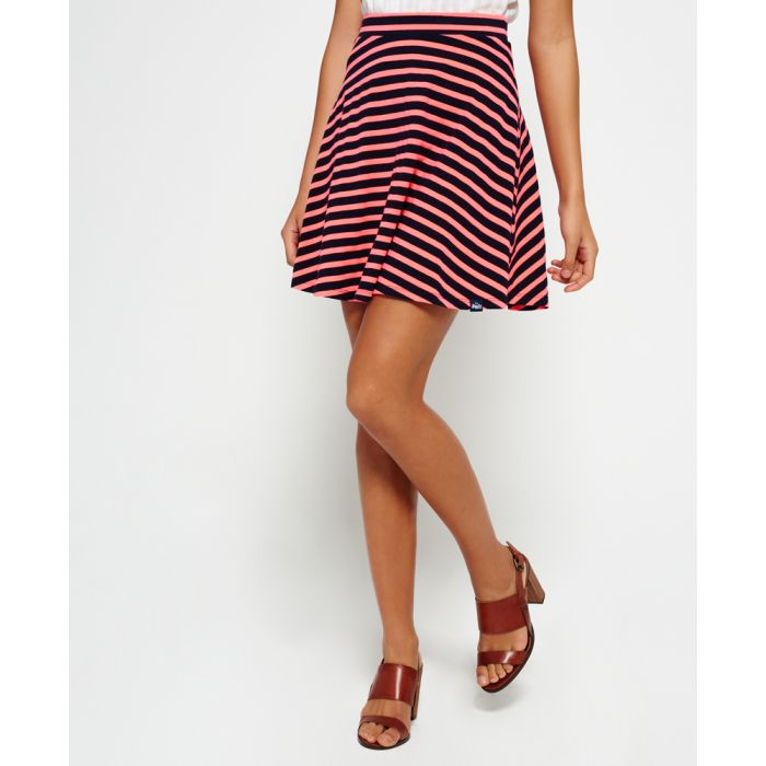 Image for Superdry Harbour Rydell Skirt