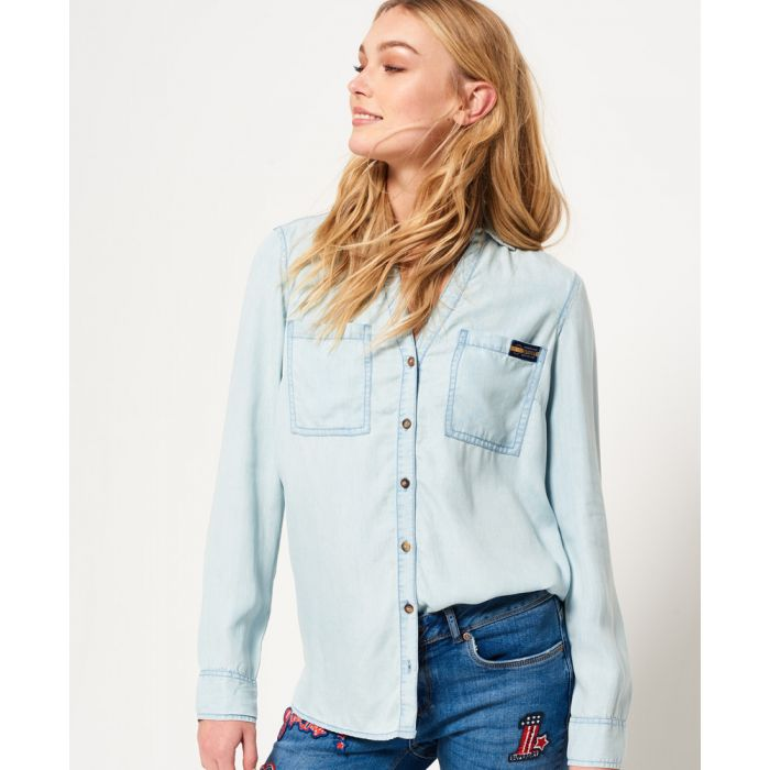 Image for Superdry Tencel™ Shirt