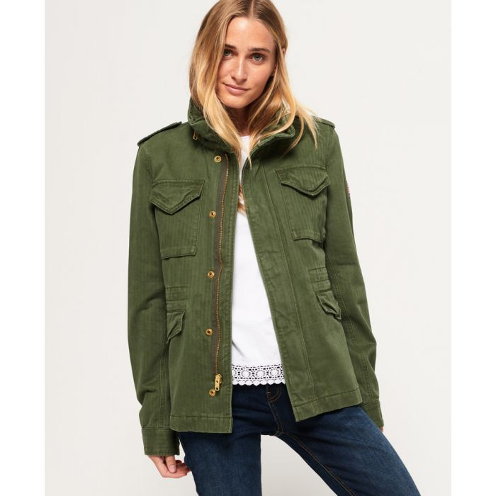 Image for Superdry Rookie Classic Military Jacket