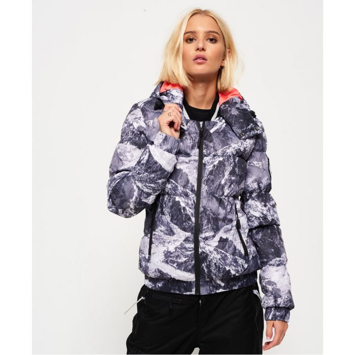 Image for Superdry Mountain Bomber Jacket