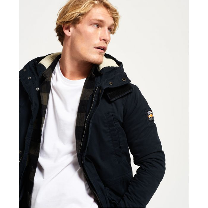 Image for Superdry Winter Rookie Military Parka Jacket