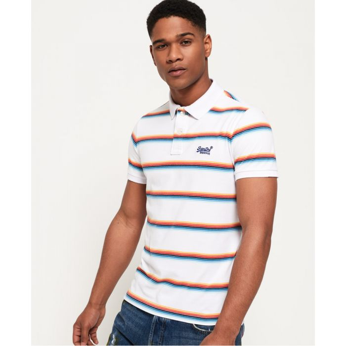 Image for Superdry Classic Cali Surf Polo Shirt