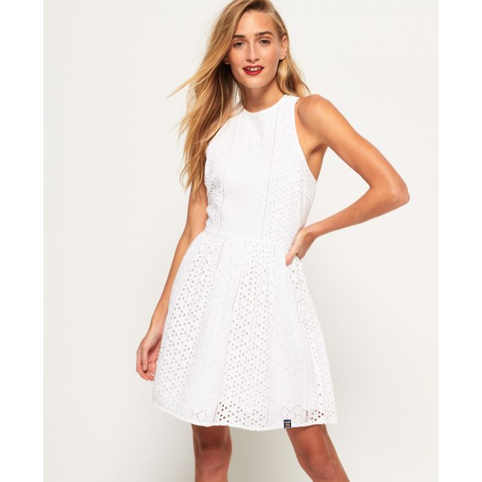Image for Superdry Camylla Racer Dress