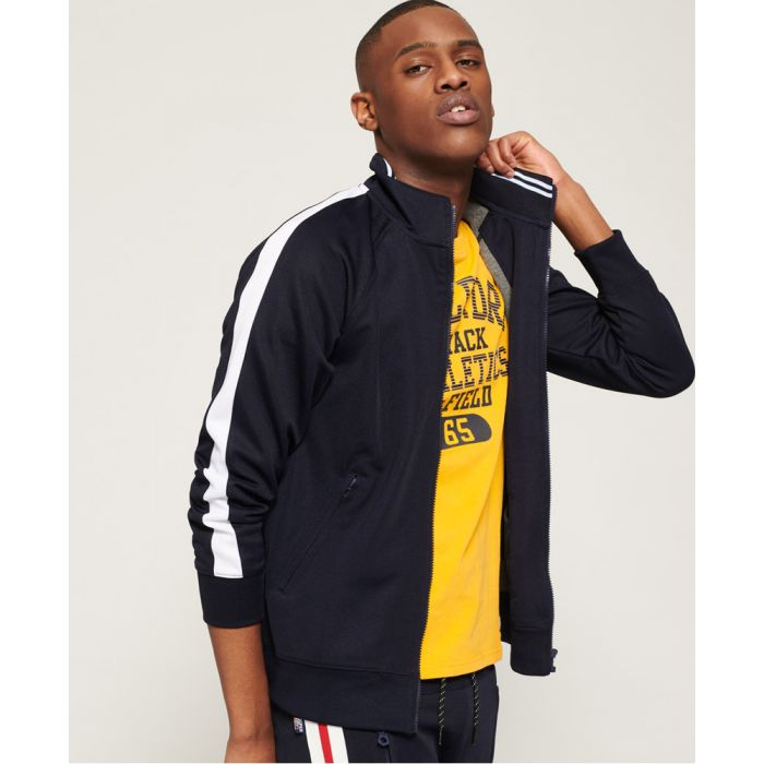 Image for Superdry Lineman Slim Fit Track Top