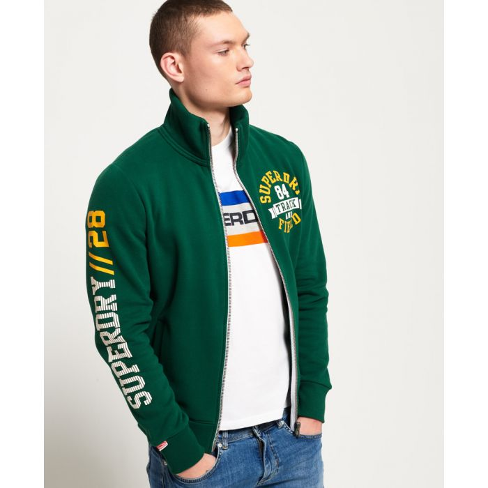 Image for Superdry Track & Field Track Top