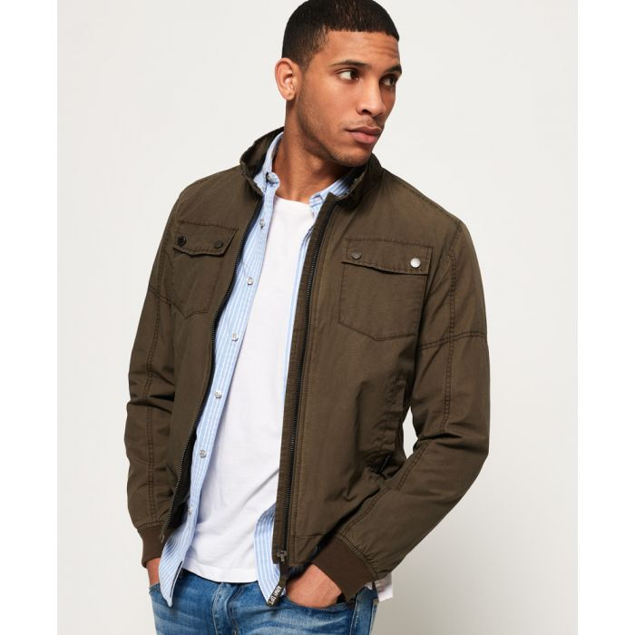 Image for Superdry Rookie Falcon Bomber Jacket