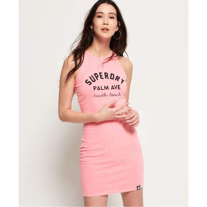 Image for Superdry Miami Mini Bodycon Dress