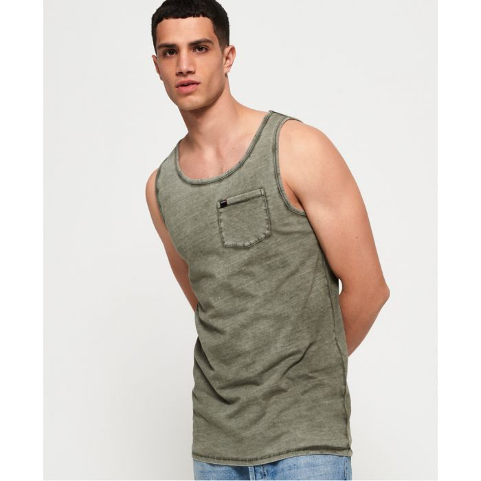 Image for Superdry Curve Longline Vest Top