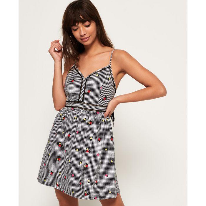Image for Superdry Jessie V-Neck Cami Dress