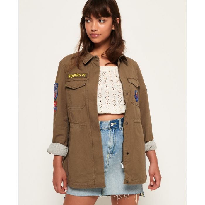 Image for Superdry Rookie Shackett Jacket