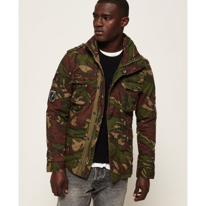 Image for Superdry Hero Rookie Military Jacket