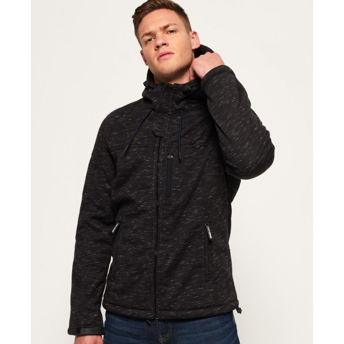 Image for Superdry Hooded Winter SD- Windtrekker Jacket