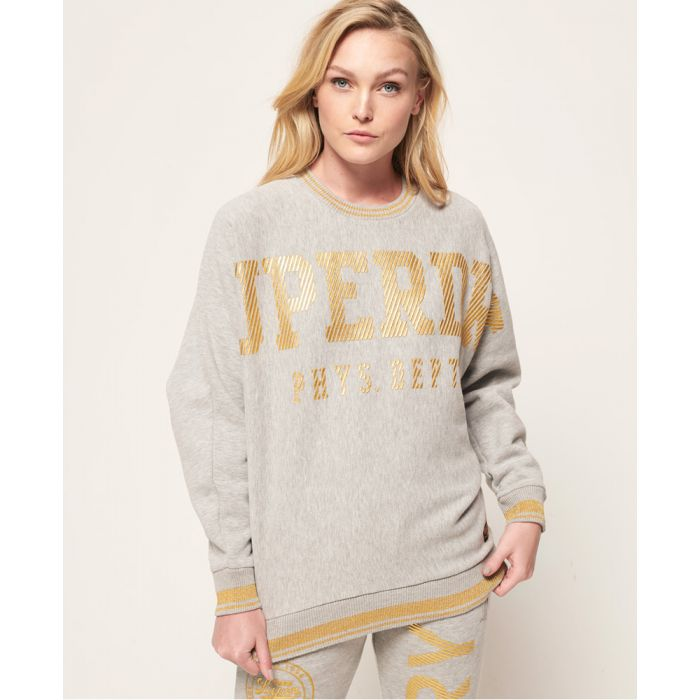 Image for Superdry Ace Metallic Sweatshirt
