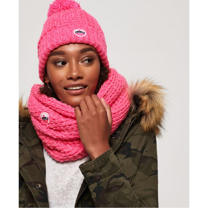 Image for Superdry Clarrie Stitch Snood