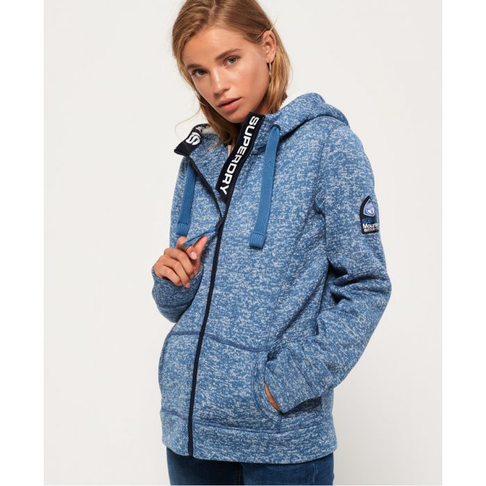 Image for Superdry Storm Colour Pop Zip Hoodie