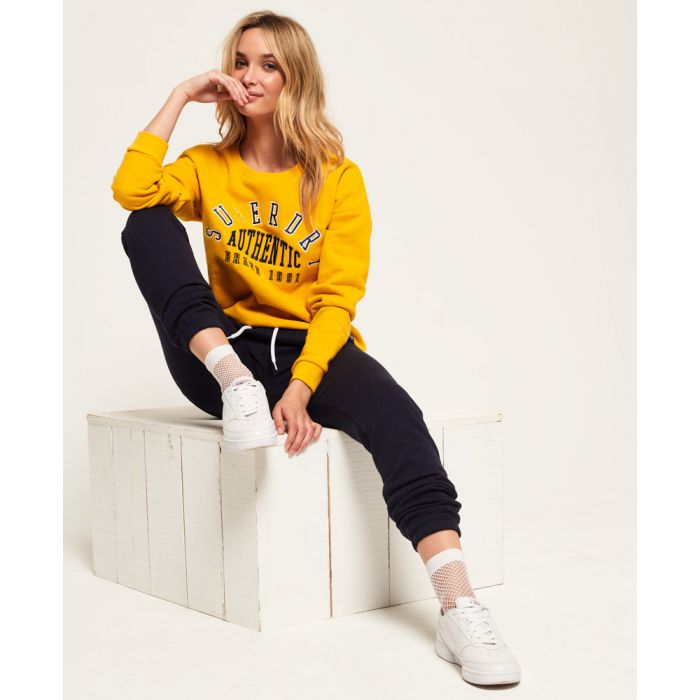 Image for Superdry Urban Street Applique Crew Sweatshirt