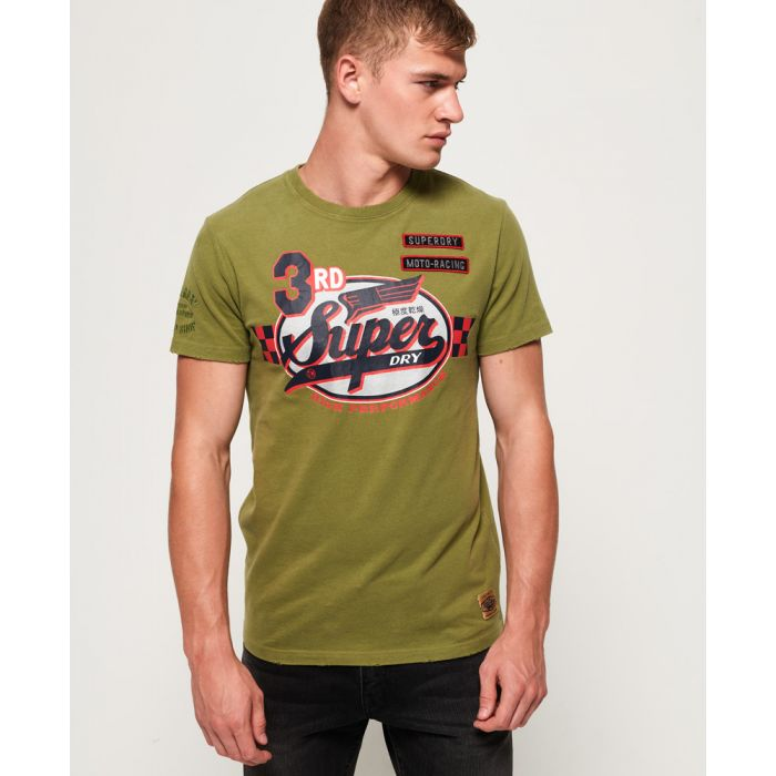 Image for Superdry Custom 1334 T-Shirt