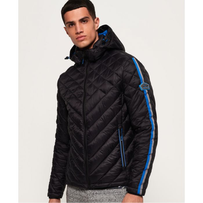 Image for Superdry Quilt Fade Fuji Jacket
