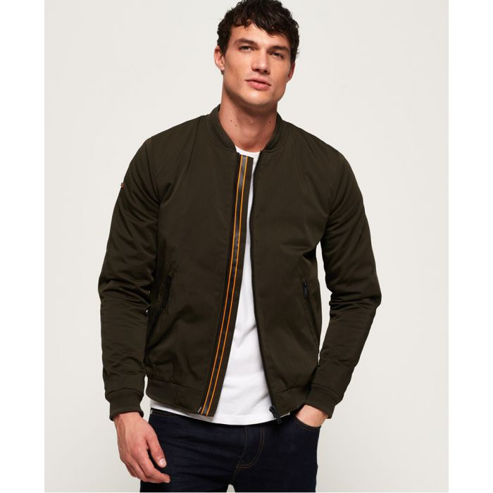Image for Superdry Premium City Bomber Jacket