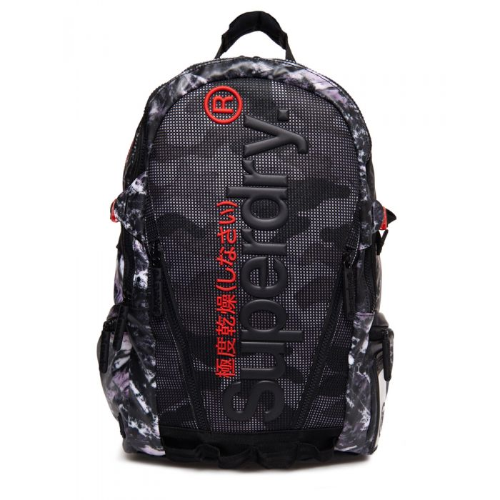Image for Superdry Mesh Tarp Backpack