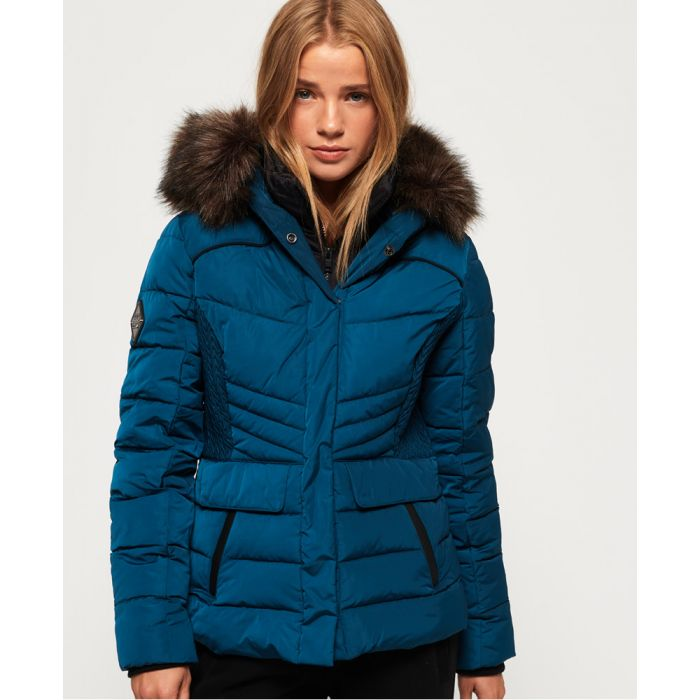 Image for Superdry Glacier Biker Jacket