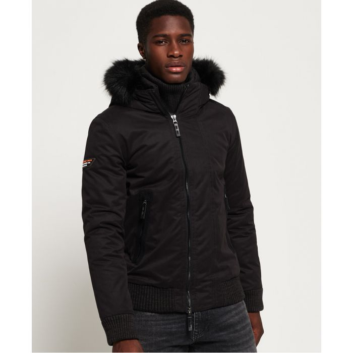 Image for Superdry Microfibre SD-Windbomber Jacket