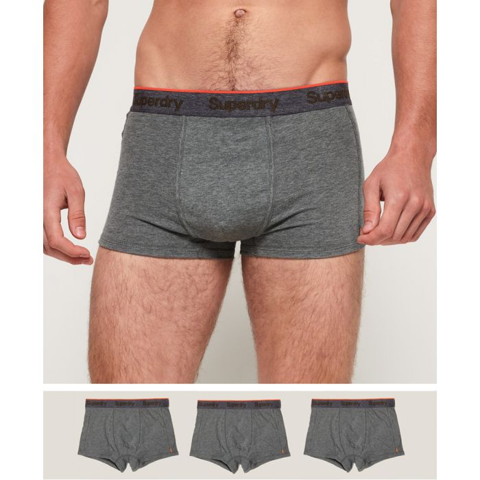 Image for Superdry Orange Label Sport Trunks Triple Pack