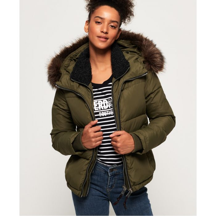 Image for Superdry Horizon Padded Jacket
