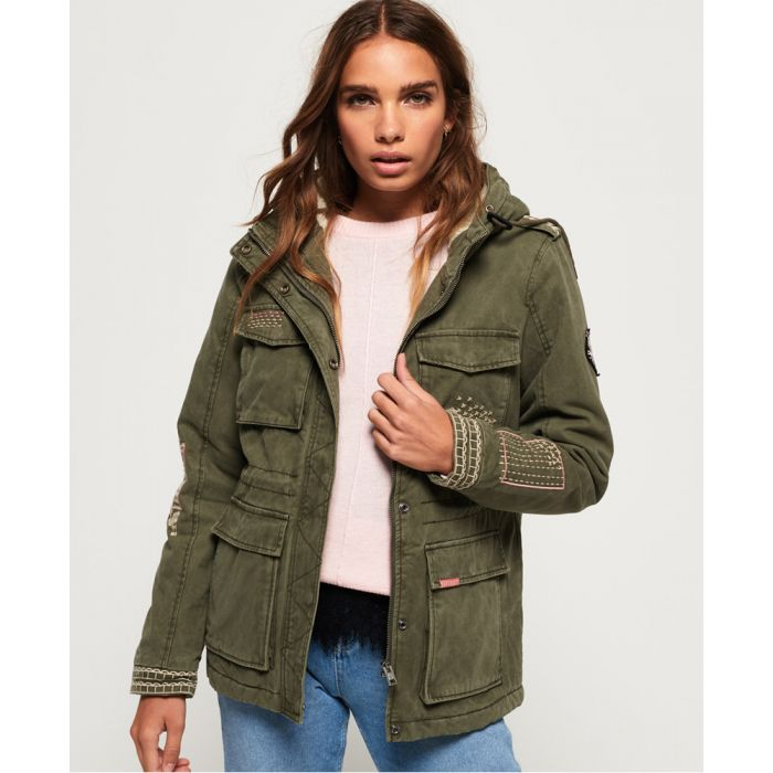 Image for Superdry Rookie Dakota Jacket